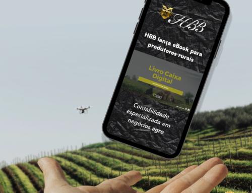 HBB lança eBook gratuito sobre o Livro Caixa Digital do Produtor Rural